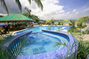 The treasure island resort in subic bay philippines for Subic resorts with swimming pool