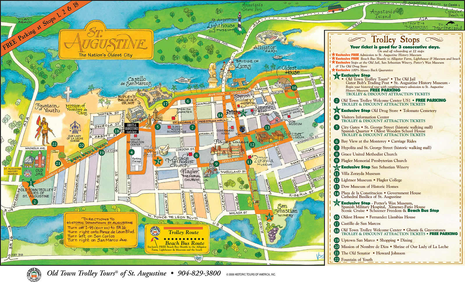 Map Of St Augustine Saint Augustine   Florida   Local Maps   Find a Home
